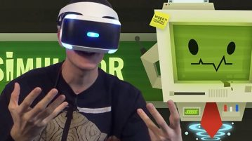 PlayStation VR hype