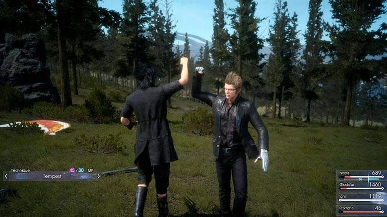 how to download ff xv multiplayer