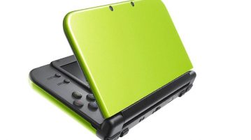 lime green 3ds XL