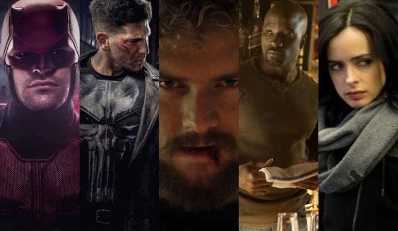 why marvel netflix shows work so well