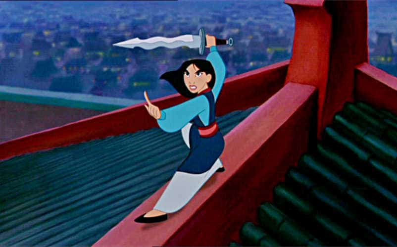mulan live-action movie