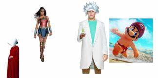 nerdy halloween costumes 2017