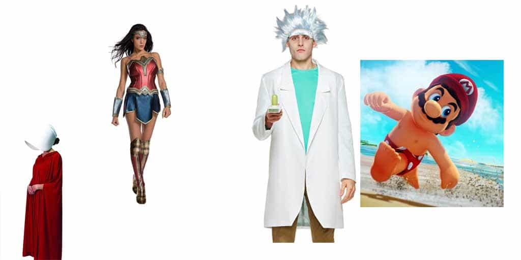 sc 1 st  Nerd Much? & 37 Best Nerdy Halloween Costumes (2018)