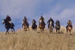 red dead redemption 2 reveal trailer