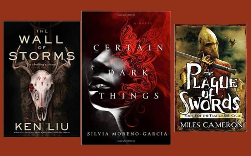 upcoming fantasy sci-fi books