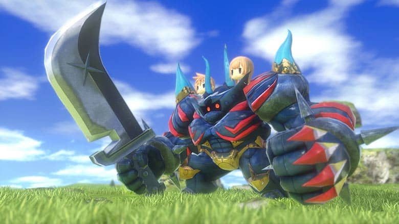 is world of final fantasy good