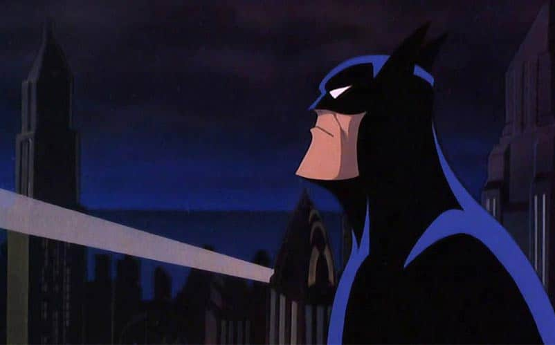 batman the animated series episodes