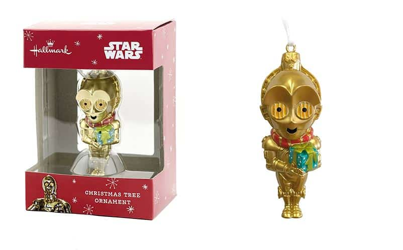 20 Best Nerdy Christmas Ornaments 2017