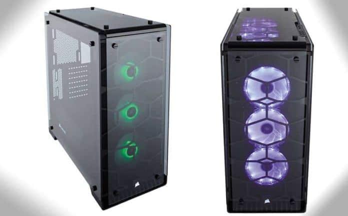 Corsair Crystal 570x Mid-tower case