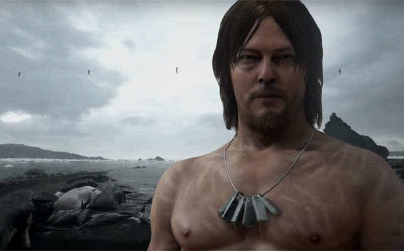 PSX 2016: Death Stranding Panel Announced