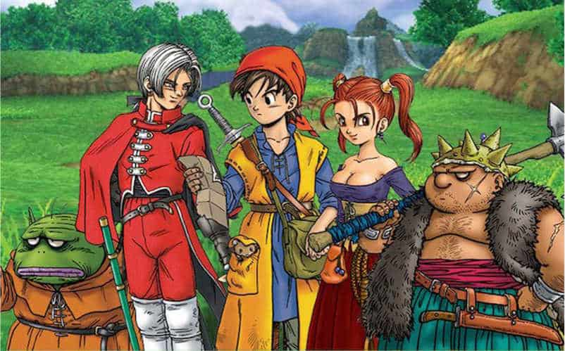 how to play dragon quest 8 on pc