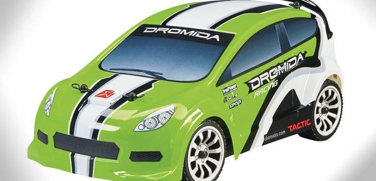 Dromida Rally Car