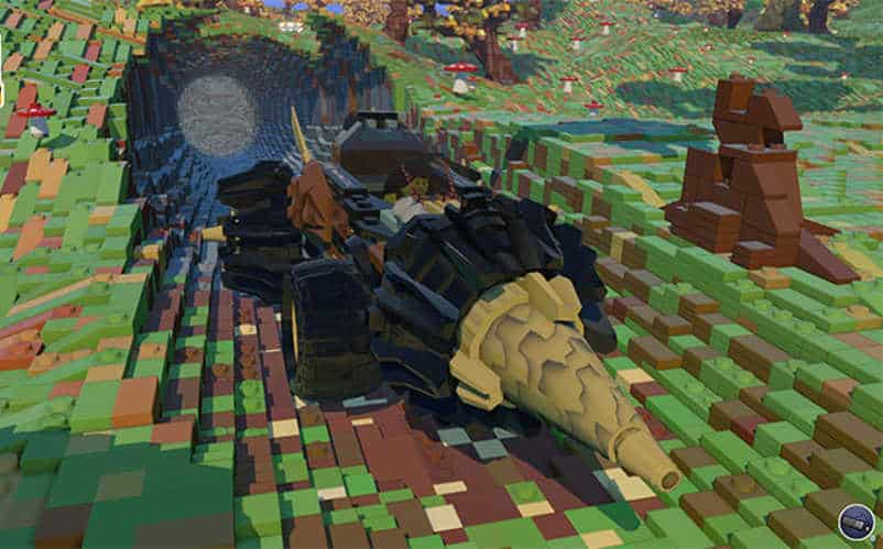 LEGO Worlds Lets You Create Whatever You Want from February 24th