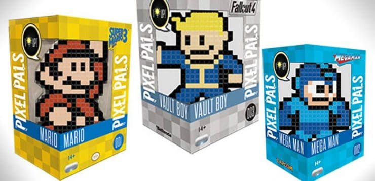 Pixel Pals Coming Exclusively to GameStop This Black Friday