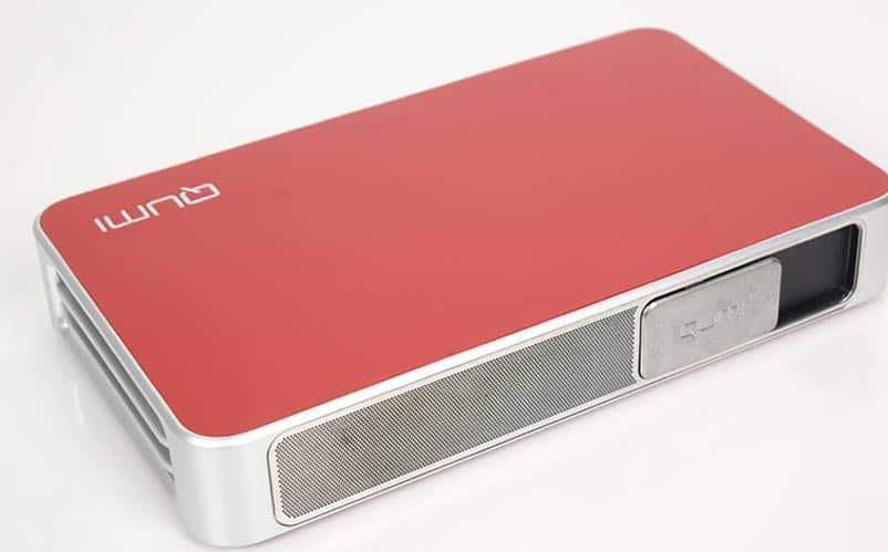 Vivitek qumi q3 plus pocket projector review for Best pocket projector review
