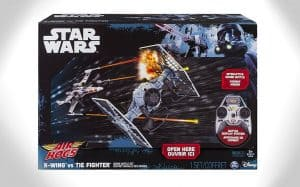 Air Hogs Star Wars X-Wing vs Tie Fighter Battle DRones
