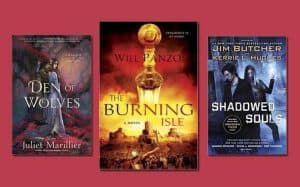 upcoming sci-fi fantasy books november 2016