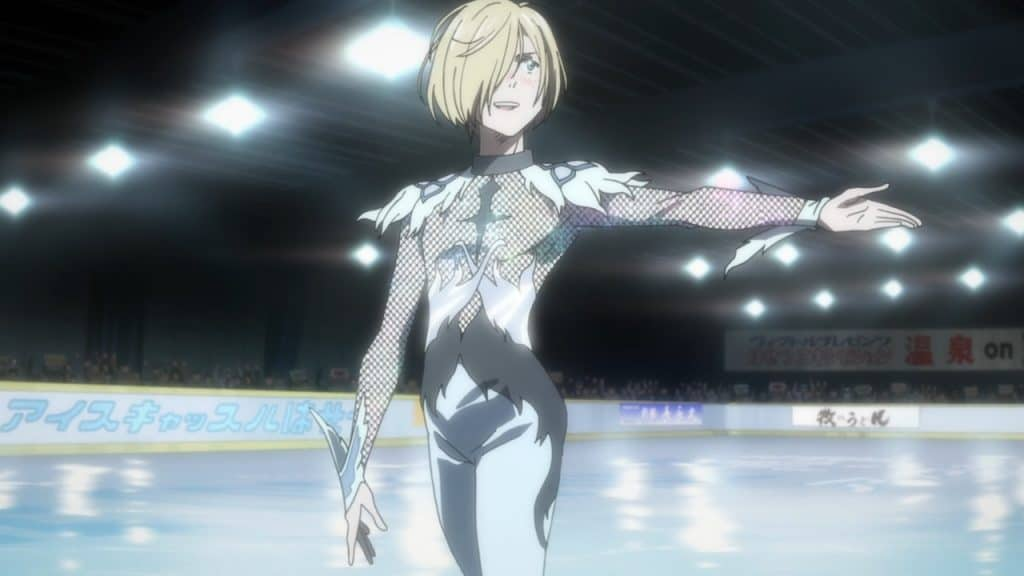 Why Yuri on Ice Made Anime History
