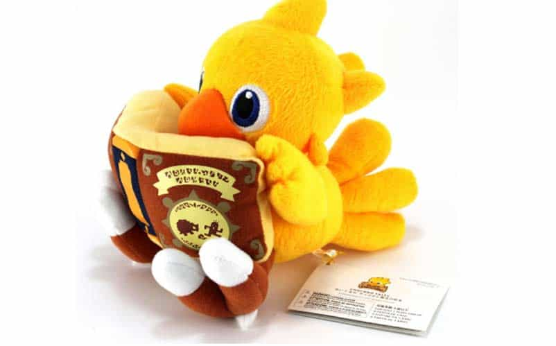 chocobo tales plush