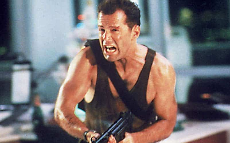Die hard christmas movie
