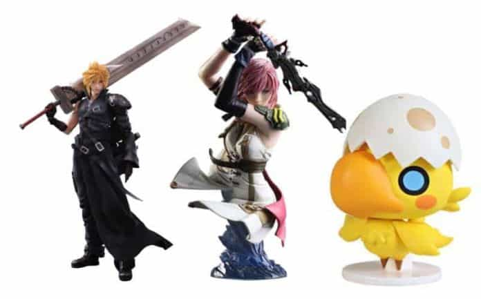 final fantasy merch