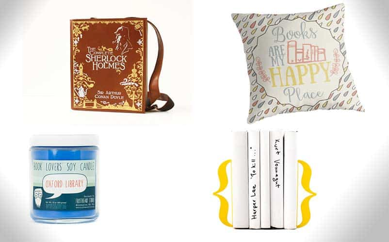 19 Best Gifts For Book Lovers