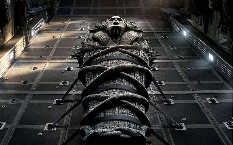 mummy teaser trailer