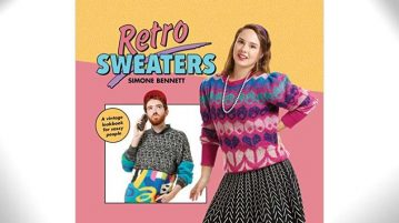 retro sweaters book