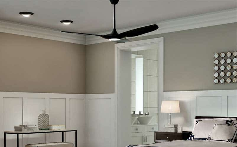 Haiku Home Smart Ceiling Fan Wi Fi Connected Works With