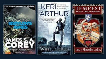 upcoming fantasy and scifi books
