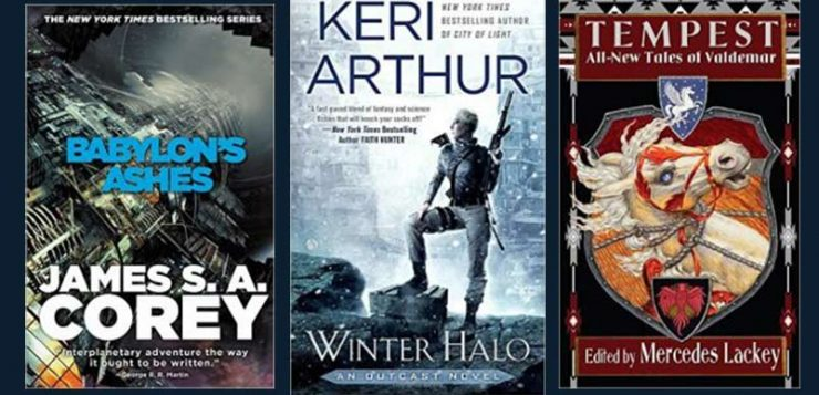 Best New Fantasy and Sci Fi Books to Read in December 2016