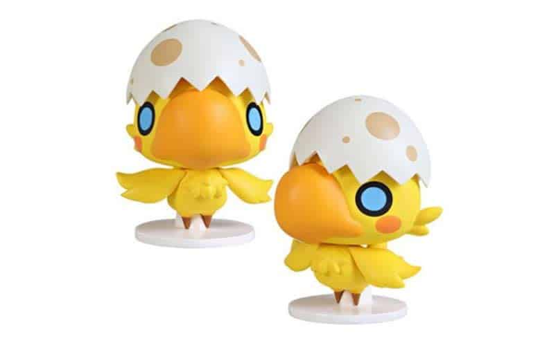 world of final fantasy merchandise