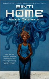 Binti Home by Nnedi Okorafor
