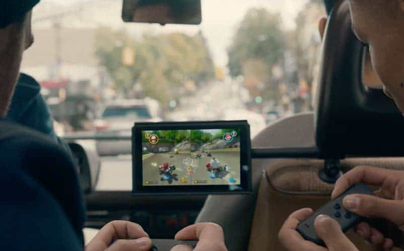 Nintendo Switch local multiplayer