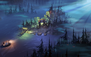 Flame in the flood dock screenshot