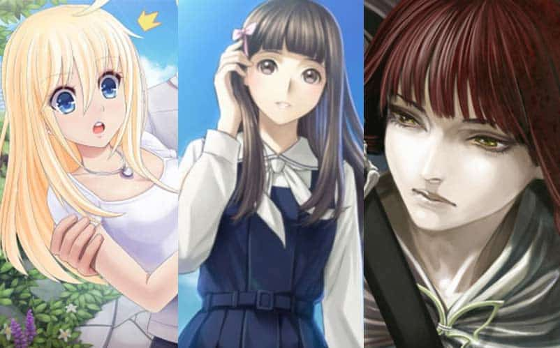 Best japanese dating games