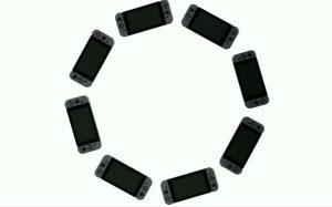 nintendo switch circle 8