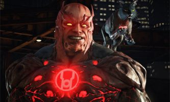 Injustice 2 Ultimate and Deluxe Editions Revealed