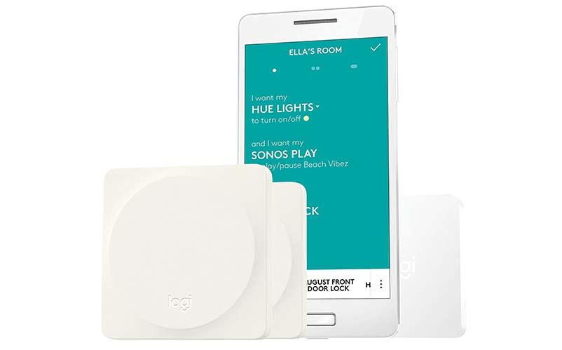 logitech smart home