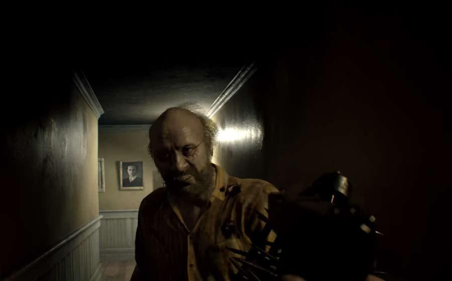 resident evil 7 launch trailer