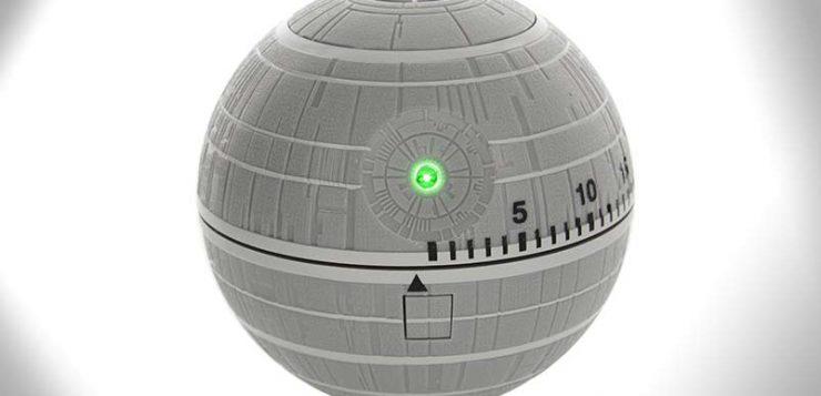 Stars Wars Death Star Kitchen Timer