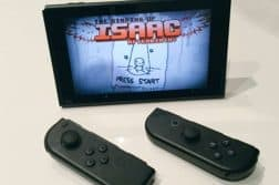 binding of isaac afterbirth+ switch