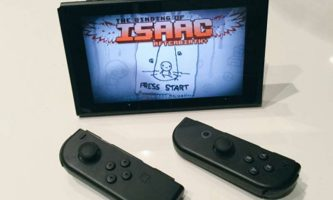 The Binding of Isaac Afterbirth+ Added to Nintendo Switch Launch Lineup
