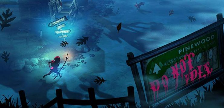 Watch: The Flame in the Flood Complete Edition Launch Trailer PS4