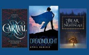 new fantasy books