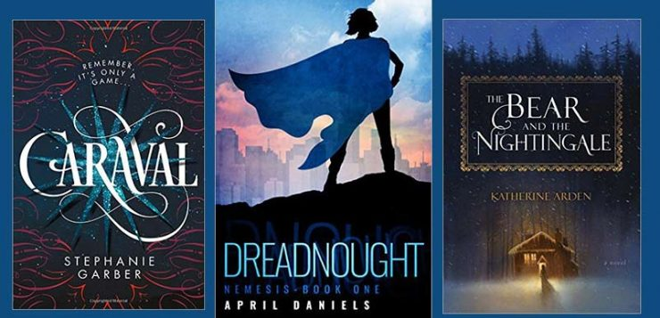 15 Best New Fantasy and Sci-Fi Books to Read in January 2017