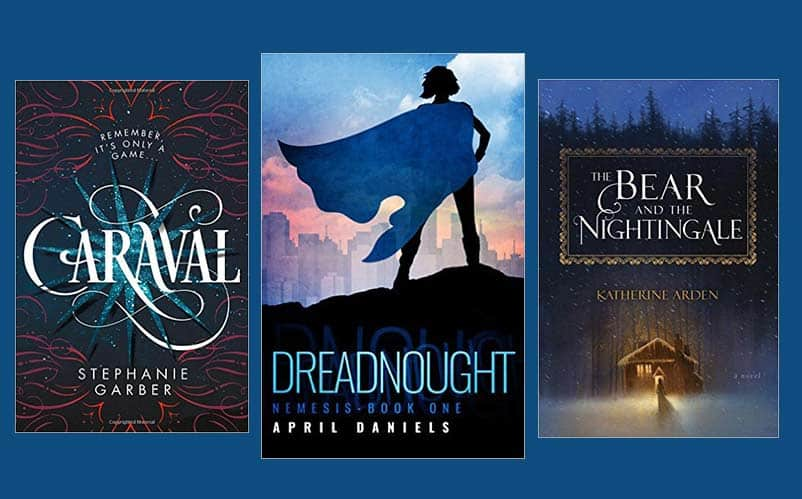 new fantasy books