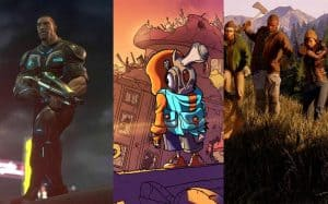 Xbox One Exclusives 2017
