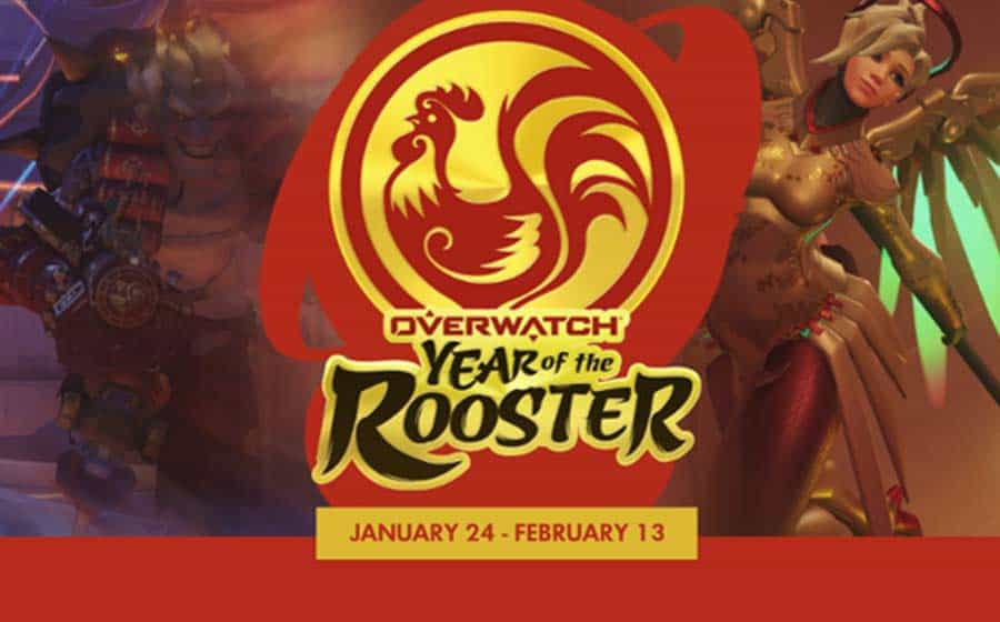 year of the rooster update is live