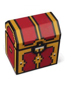 8bit light up treasure chest